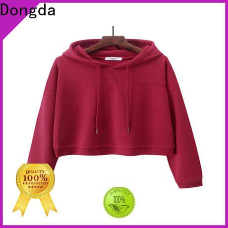 Dongda personality womens sweatshirts factory for international market