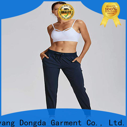 Latest activewear pants womens manufacturers for petites