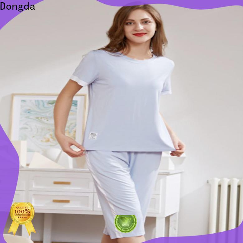 Dongda ladies pjs suppliers for women