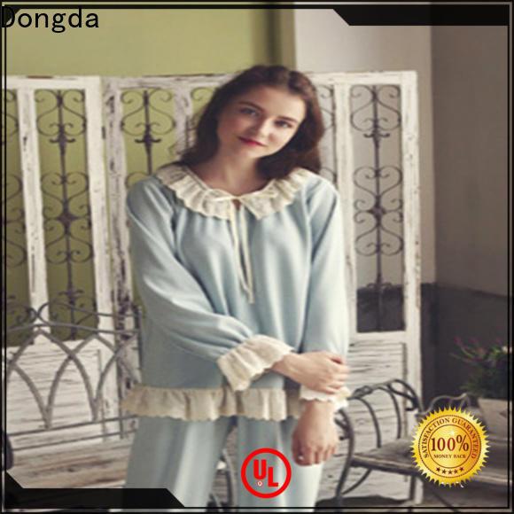 Dongda Wholesale womens sleep dress supply for ladies