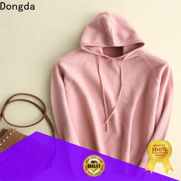 Dongda girls ladies hoodies for sale for international market
