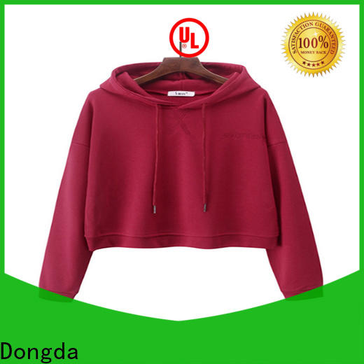 High-quality ladies hoodies spring suppliers for women