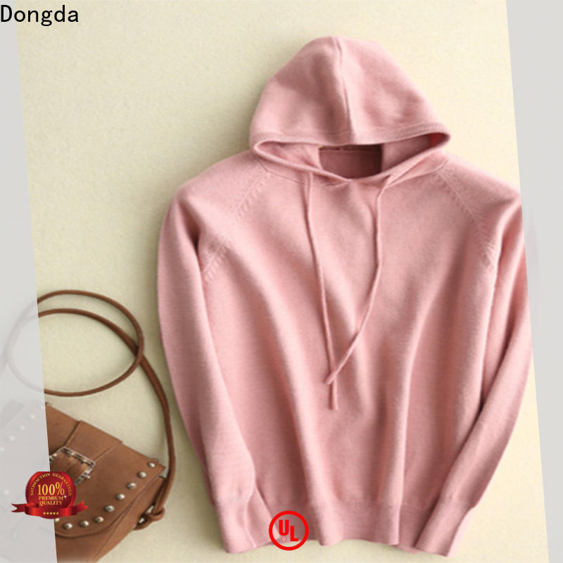 Dongda Custom graphic sweatshirts factory for ladies