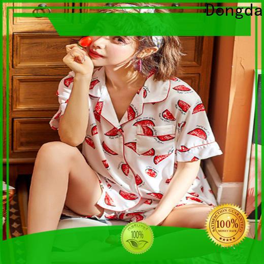 Best pj sets satin manufacturers for women