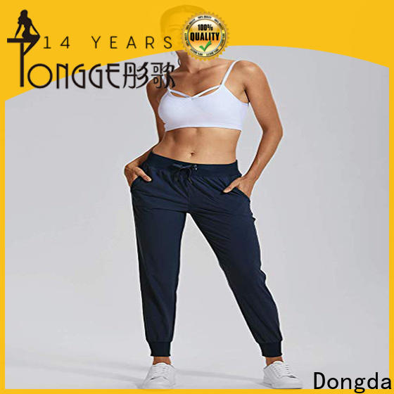 Dongda Top gym trousers supply for summer