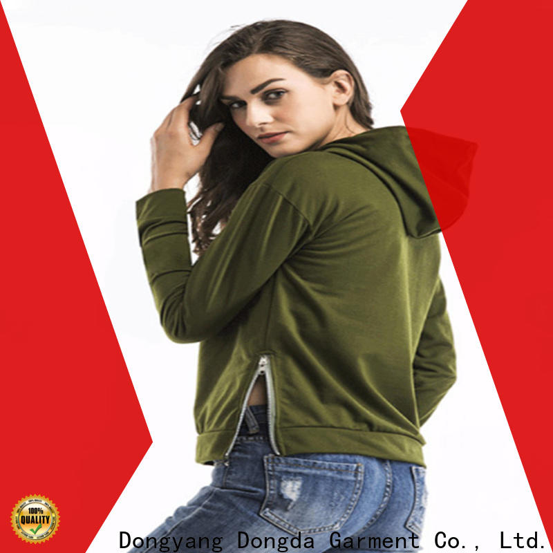 High-quality graphic sweatshirts plaited suppliers for women