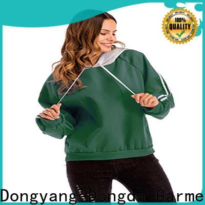 Top ladies hoodies design supply for ladies