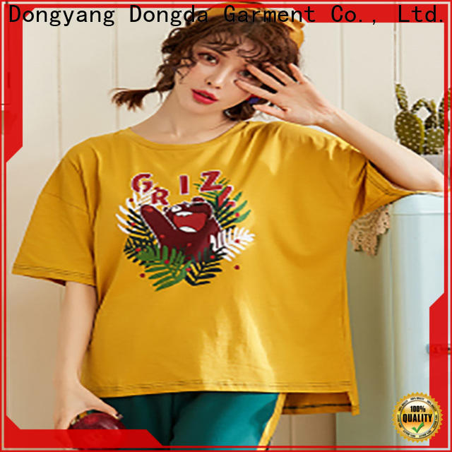 High-quality ladies sleepwear cartoon for business for sale