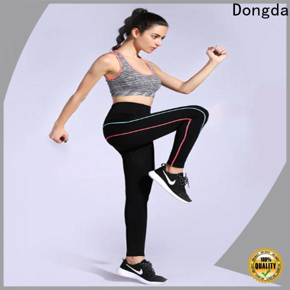 Dongda breathable ladies gym leggings supply for pear shaped