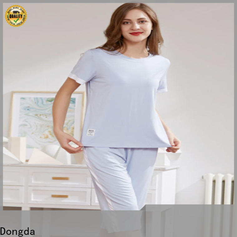 Dongda New ladies pyjama sets supply for ladies