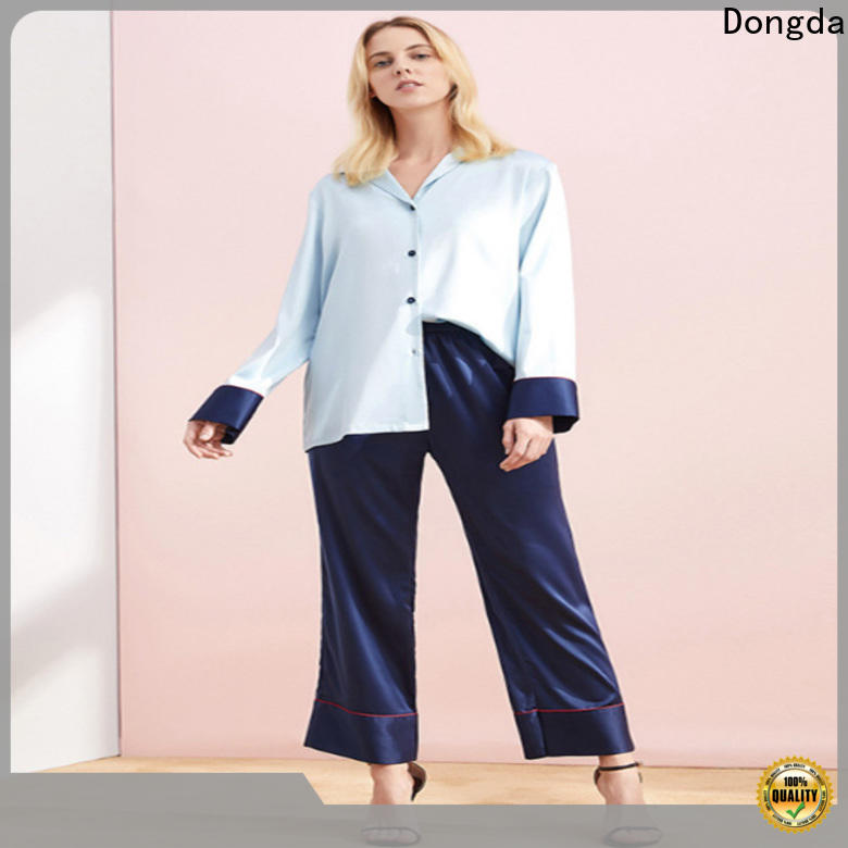 ladies pjs silk company for women