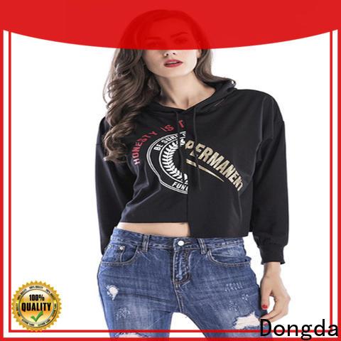 Best ladies hoodies sweatshirt suppliers for women