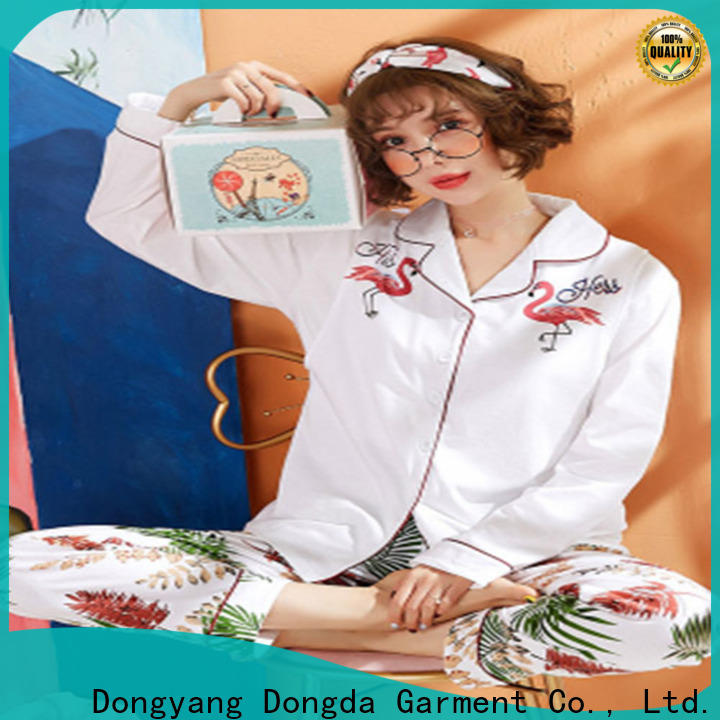Dongda ladies womens sleepwear company for women