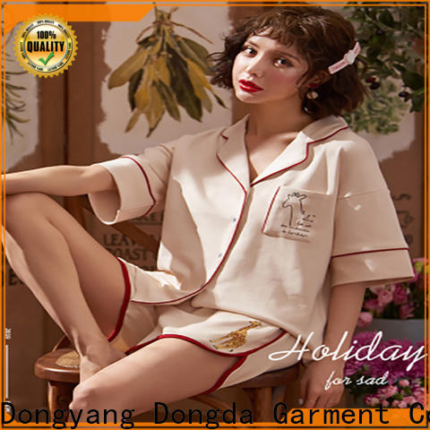 women's sleepwear sets bamboo manufacturers for ladies