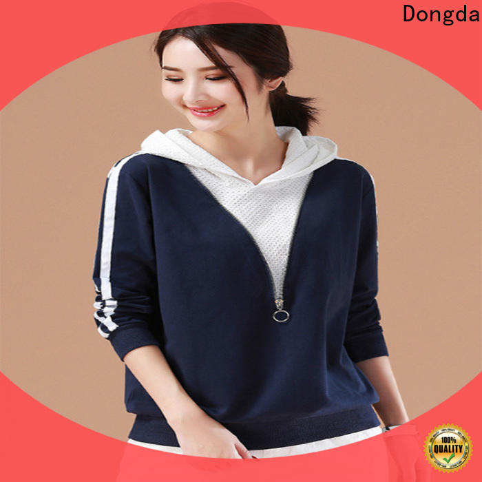 Dongda girls graphic sweatshirts suppliers for women