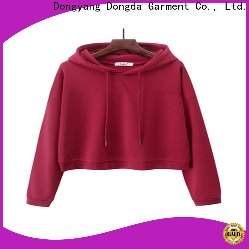 High-quality ladies hoodies design suppliers for international market