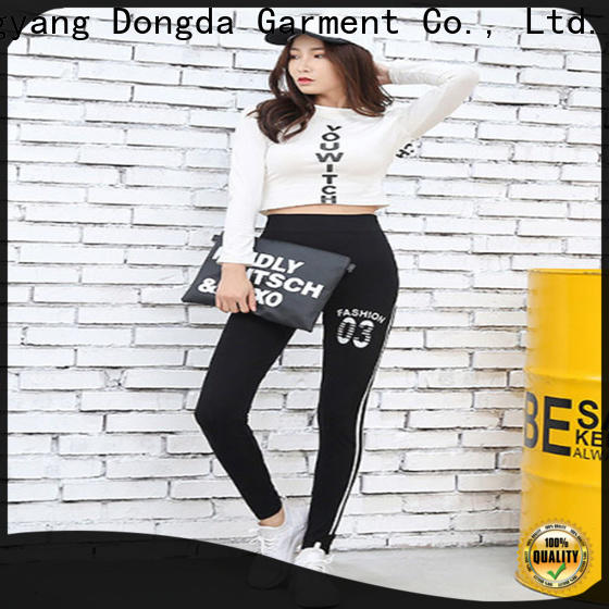 Dongda fitness exercise leggings for business for summer