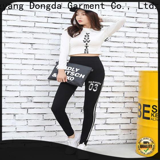 Dongda fitness exercise leggings for business for summer