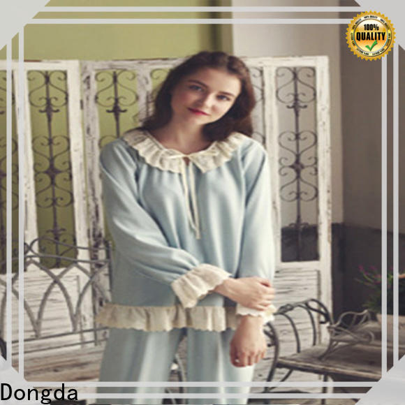 Dongda lovely pajama dress factory for ladies