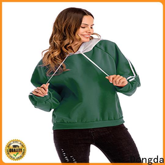 Dongda Best female hoodies manufacturers for international market