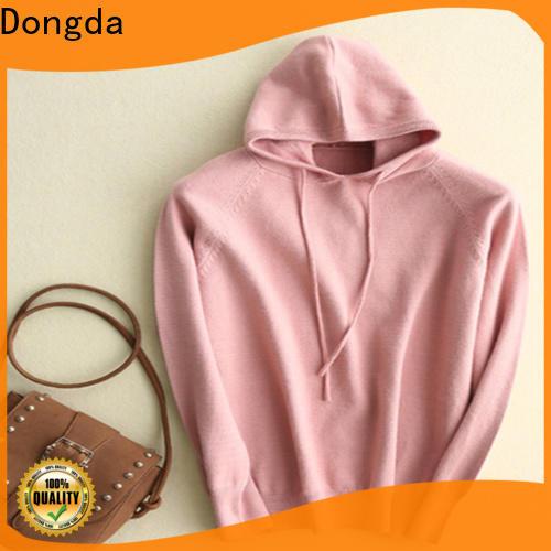 Wholesale ladies hoodies design company for ladies