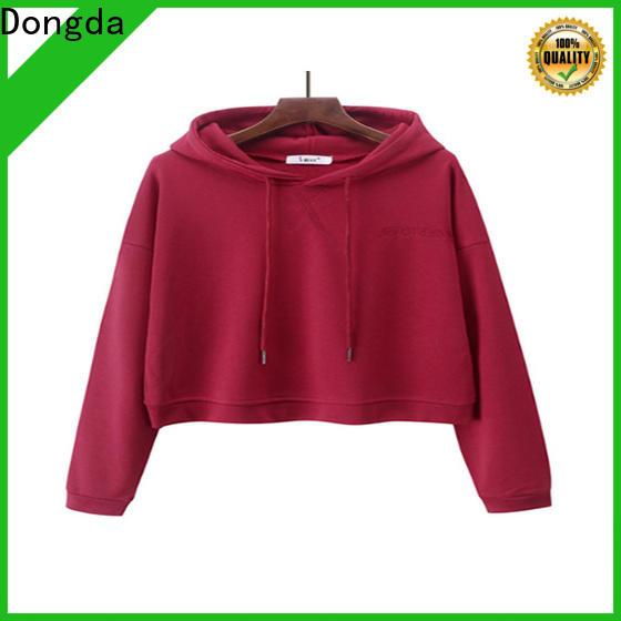 Dongda Wholesale graphic sweatshirts supply for international market