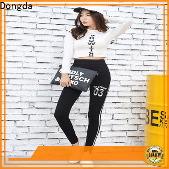 Dongda harajuku ladies gym leggings supply for sweating