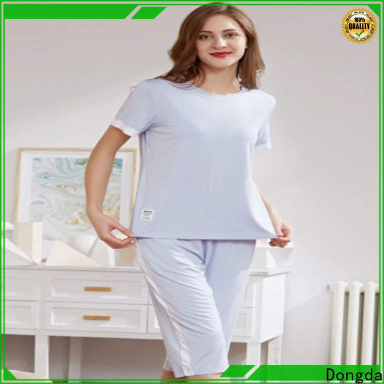 Dongda loose womens sleepwear manufacturers for ladies