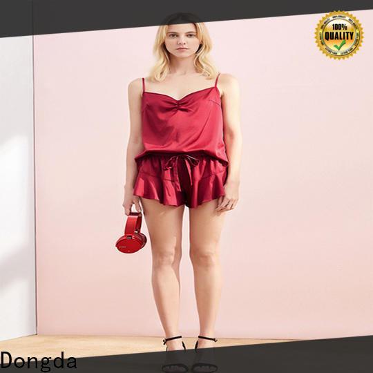 Dongda Custom women's sleepwear sets suppliers for ladies