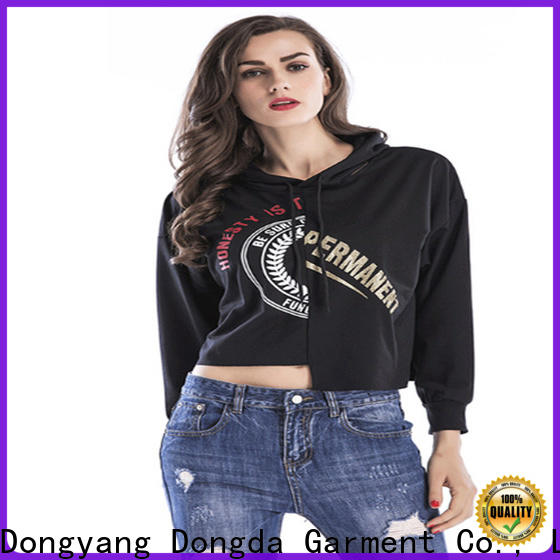 Dongda Custom womens sweatshirts factory for international market