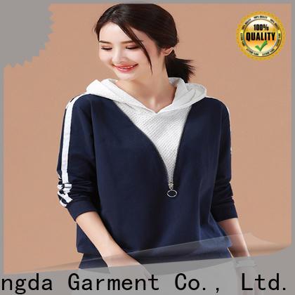 Dongda Top female hoodies factory for ladies