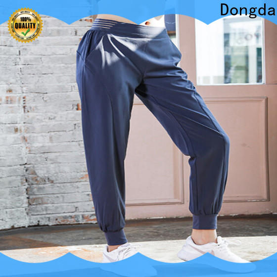 Dongda digital printed fitness pants for business for pear shaped