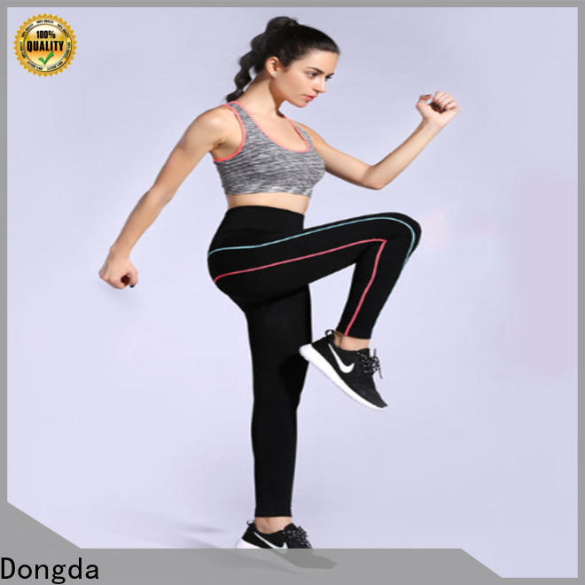 Dongda Wholesale fitness pants manufacturers for pear shaped