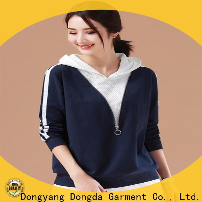 Dongda oversized womens sweatshirts company for women