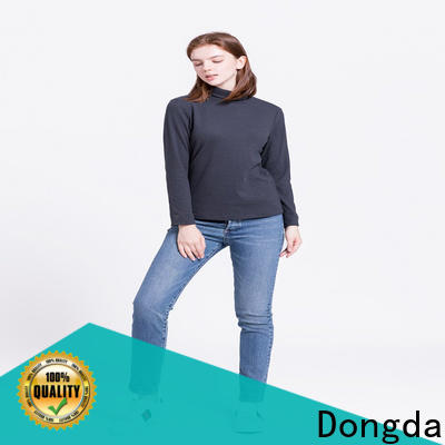 Dongda Top ladies sweatshirts for business for ladies