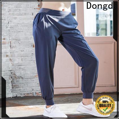 Dongda Custom workout yoga pants manufacturers for women