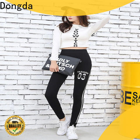 Dongda high elastic gym trousers company for pregnancy