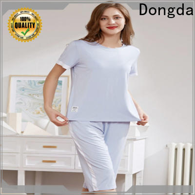 Dongda bamboo pajama dress company for ladies