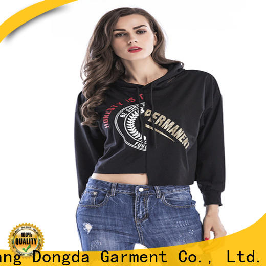 Dongda High-quality ladies sweatshirts factory for ladies