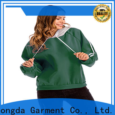 Dongda Custom graphic sweatshirts supply for women