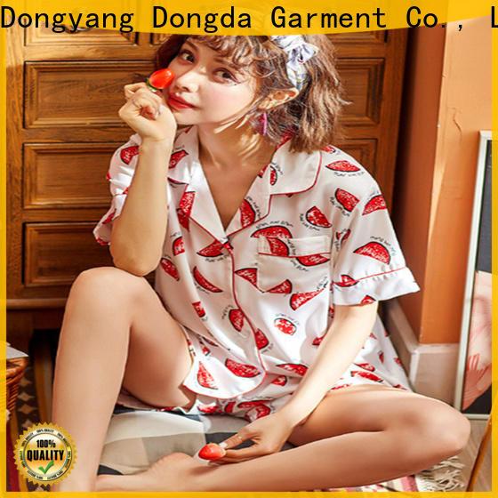 Dongda Latest womens sleepwear supply for sale