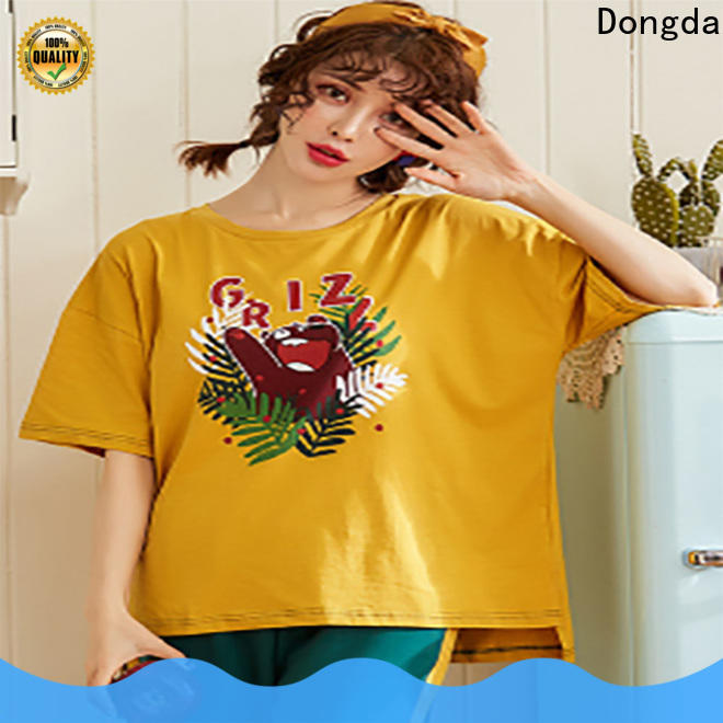Dongda New female pajamas factory for ladies