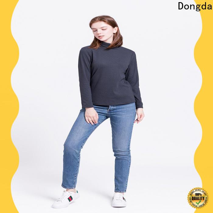 Dongda personality ladies hoodies company for ladies