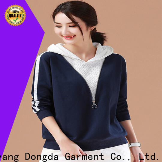 Best womens sweatshirts hooded company for international market