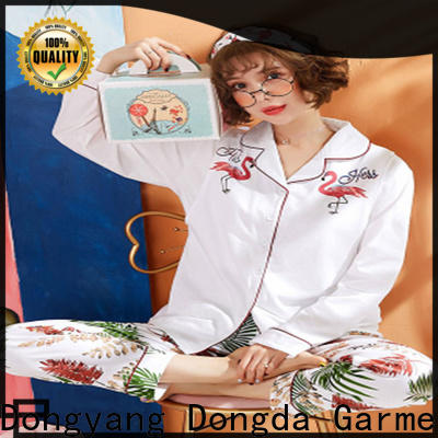 Wholesale ladies sleepwear cotton for business for ladies