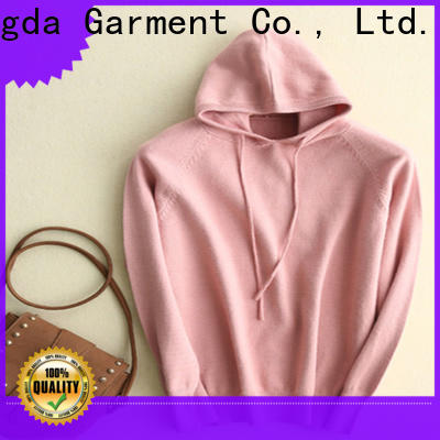 New ladies sweatshirts single color supply for international market