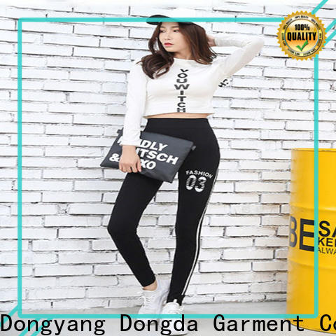 Dongda Latest gym pants for sale for sweating