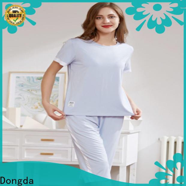 Dongda Wholesale womans pyjamas manufacturers for ladies