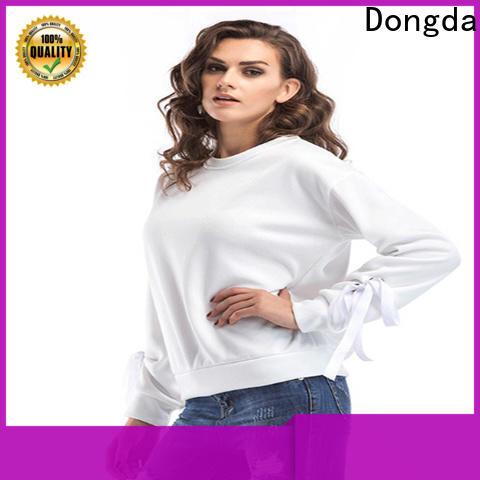 Dongda ladies hoodies suppliers for ladies