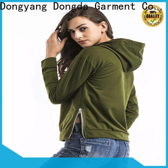 Dongda Latest graphic sweatshirts factory for women